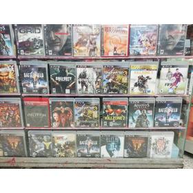 Vendo Juegos Play 3 Originales A Muy Buen Precio