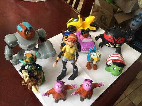 vendo juguetes  activision ,viacom playmates