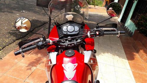 vendo kawasaki klr 650 mod.2012 - unico dueño.