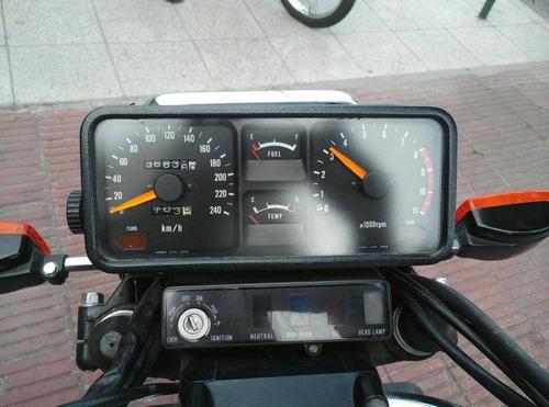 vendo kawasaki kz 1300 impecable o permuto por moto trial