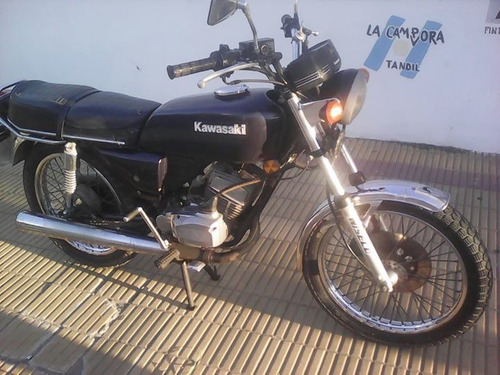 vendo kawazaki gto 2t motor 0km, o entregar por auto economi