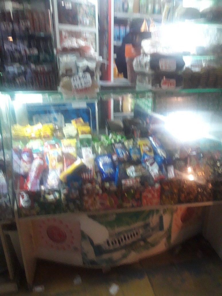 vendo kiosko en colon