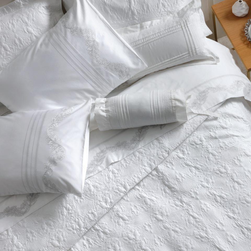 312473c78e vendo kit de cama essencial 7 peças de puro algodão egípicio. Carregando  zoom.