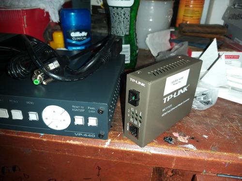 vendo kramer vp440  para monitorear cámaras y computadoras