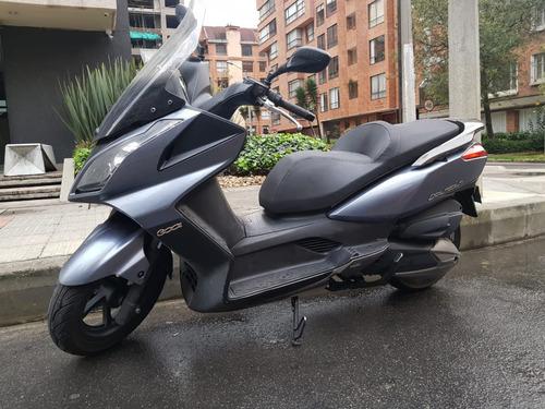 vendo kymco 300 - modelo 2016 15.000 kms