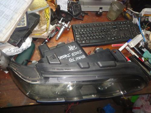 vendo lampara delantera derecha de bmw x5, año 2003