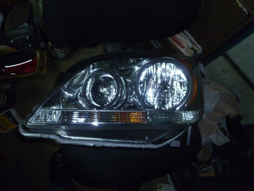 vendo lampara delantera izquierda de honda odyssey, año 2007