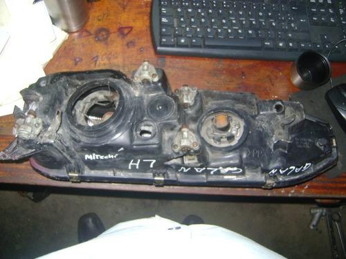 vendo lampara delantera izquierda de mitsubishi galant 1997