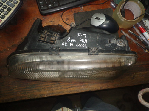 vendo lampara delantera  izquierda de volvo s70 año 1998