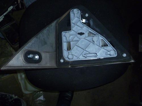 vendo lampara trasera derecha de mercecdes benz c180, 2003