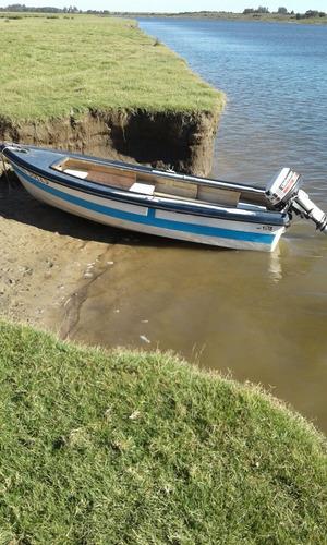 vendo lancha navegación náutica