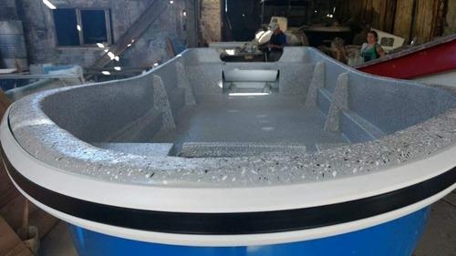 vendo lancha pescadora 530 con motor yamaha 70hp 2t 0km