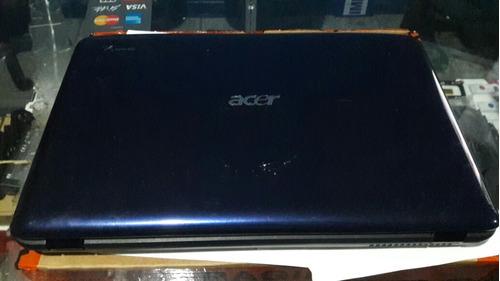 vendo laptop acer aspire 5536 para refacciones