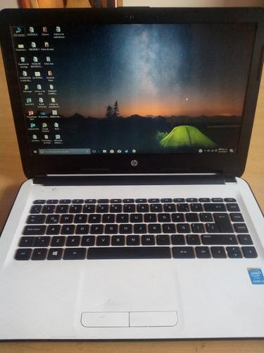 vendo laptop hp, corei 3, original , como nueva