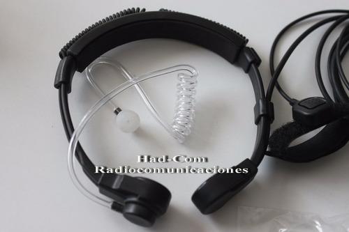 vendo laringofonos motorola xts3000, xts1500, 2250, 2500