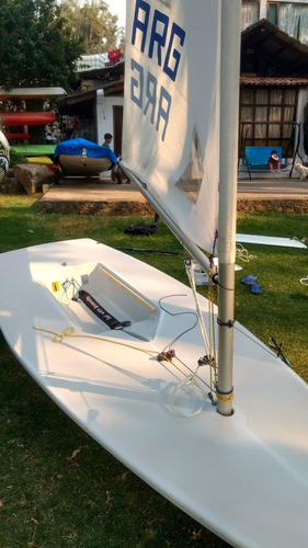 vendo laser standard de regata