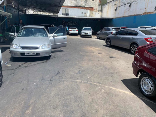 vendo lava rápido/estacionamento