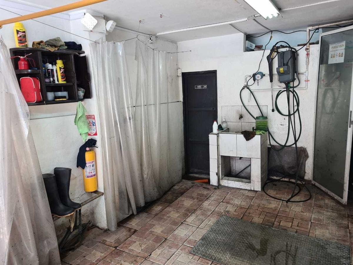 vendo lavadero de motos / ecowash motors.