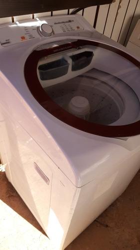 vendo lavadora brastemp 11 kg voltagem 127 funcionando tudo