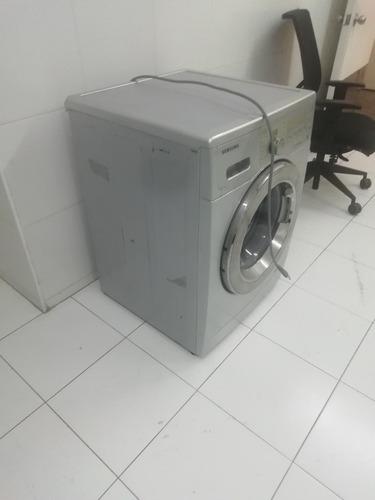 vendo lavadora secadora seis meses de uso