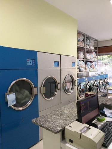 vendo lavanderia