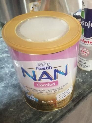 vendo leche nan confort