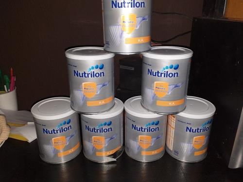 vendo leches nutrilon h.a