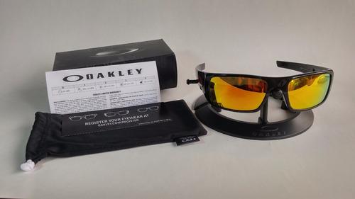 vendo lentes oakley crankshaft fire iridium, nuevos!!!!!