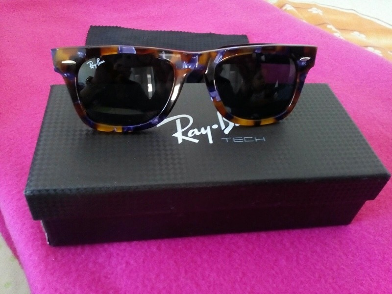 vendo lentes ray ban originales