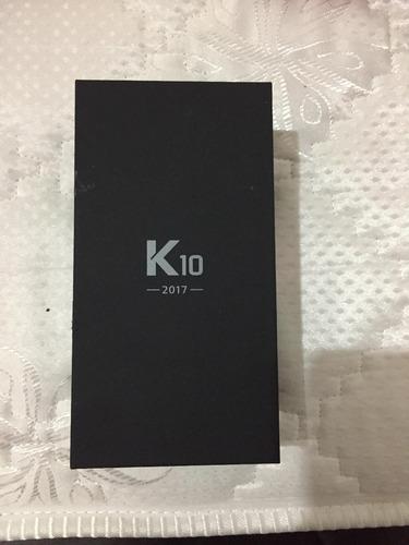 vendo lg k10 2017 nuevo sellado