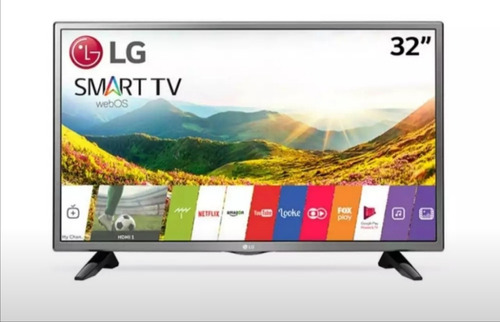 vendo lg smart tv 32 pulgadas