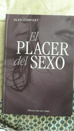 vendo libro el placer del sexo de alex confort