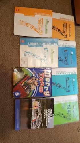 vendo libros escolares usados en perfecto estado.
