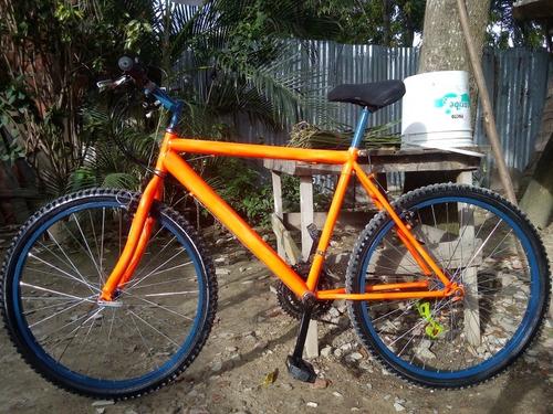 vendo linda bicicleta #26