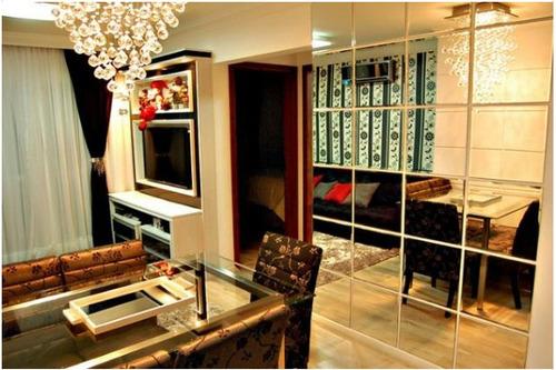 vendo lindo apartamento mobiliado *sem condominio