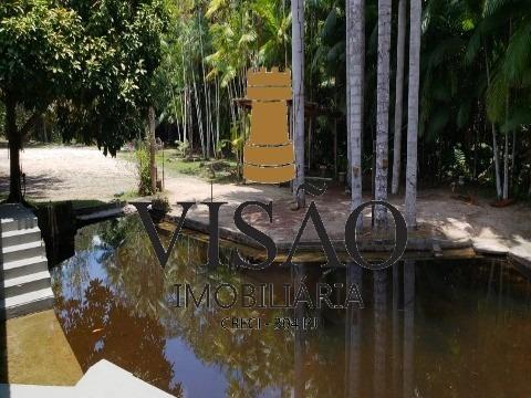 vendo lindo sitio a br 174 km 16,  100 x 350= 35 mil/m² ou 3,5 hectares 900 m² de ramal ate o local , igarapé e piscina natural  3 quartos banheiro ma - te00270 - 34295370