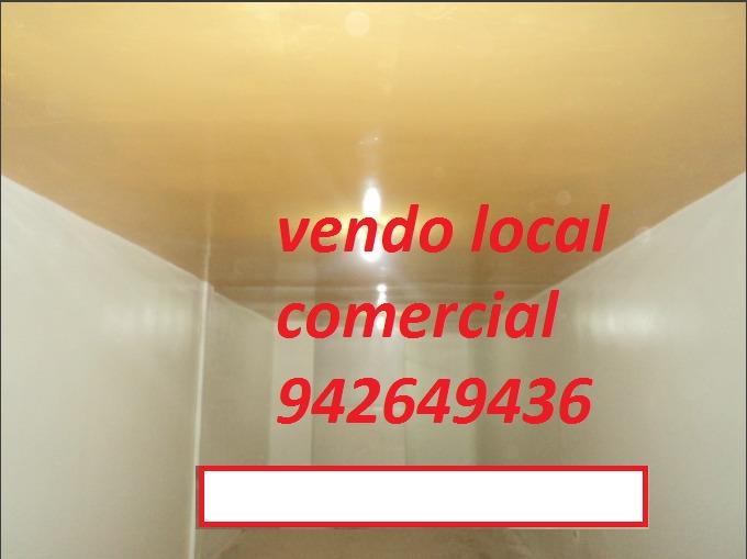vendo local comercial chiclayo