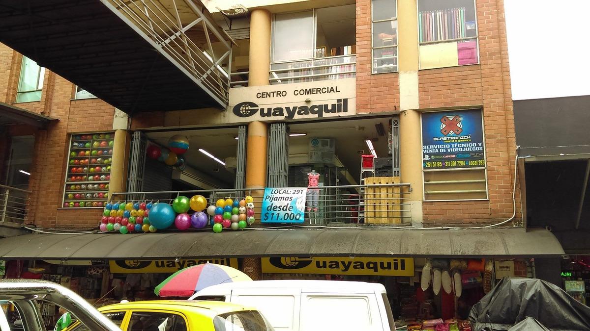 vendo local en el centro medellin el hueco cc guayaquil