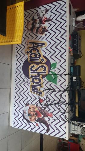 vendo loja completa de açai chama no zap 85986230708