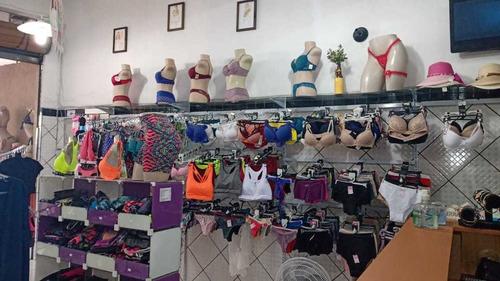 vendo loja de roupas em osasco