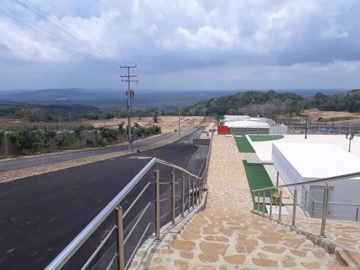 vendo lote campestre en senderos del proyecto jwuairruku