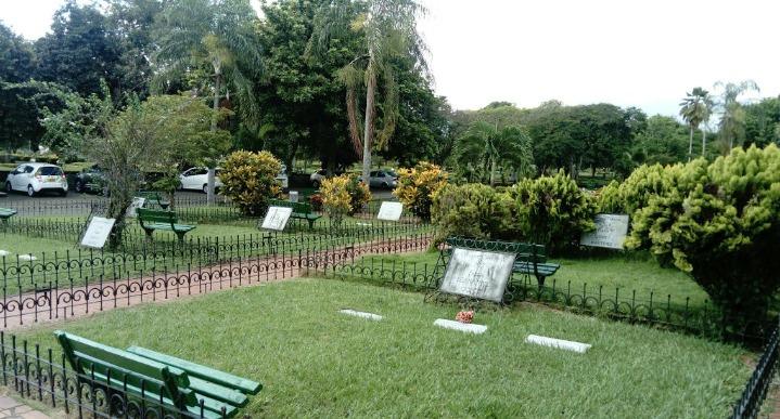 vendo lote cementerio