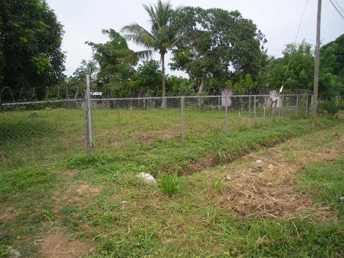 vendo lote de terreno de 1000.00 mts cuadrado en el barrero