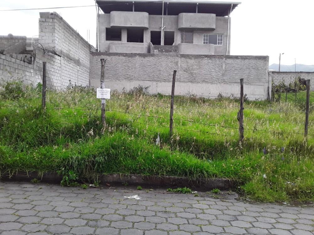 vendo lote de terreno de 320 m2 sector guamani