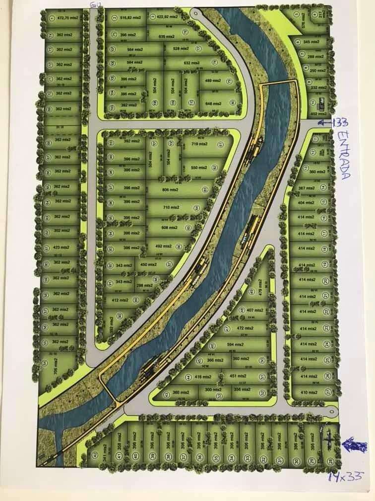 vendo lote en barrio privado el cauce, city bell 133 y 478.
