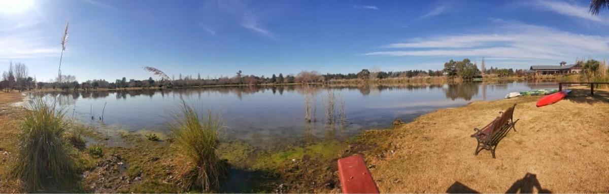 vendo lote en posada de los lagos