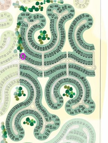 vendo lote en senderos iv # 539 costa esmeralda