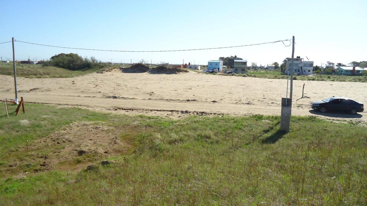 vendo lote terreno san clemente del tuyu barrio playa grande