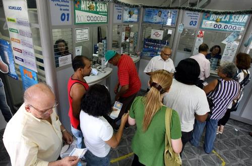 vendo lotérica confinada na região de mogi das cruzes