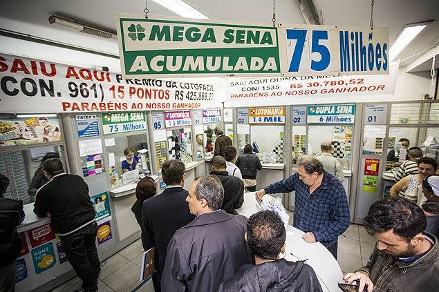vendo lotérica na região da zona leste